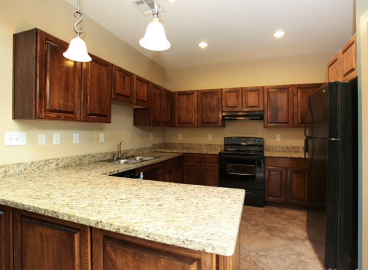 Clubhouse - Kitchen